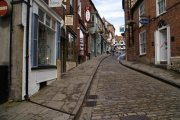 Steep Hill, Lincoln, Lincolnshire