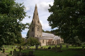 St Mary's Church, Frampton, Lincolnshire
