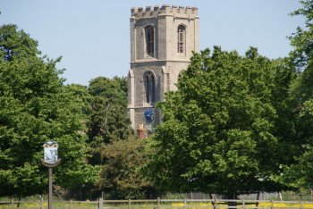 Church of St Margaret the Virgin & Martyr, Sibsey, Lincolnshire