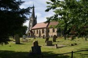 St Lawrence's Church, Revesby, Lincolnshire