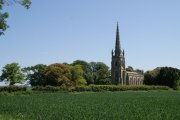 St Andrew's Church, Sausthorpe, Lincolnshire