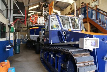 RNLI Lifeboat Station, Skegness, Lincolnshire