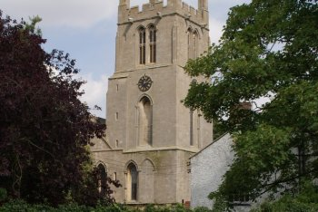 St Peter & St Paul's Church, Bourne, Lincolnshire