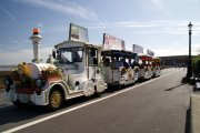 Lollipop Road Promenade Train, Cleethorpes, Lincolnshire