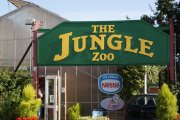 Jungle Zoo, Cleethorpes, Lincolnshire