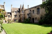The Hospital of William Browne, Stamford, Lincolnshire