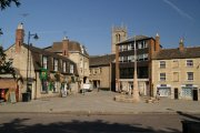 Queen Eleanor's 12 Crosses, Stamford, Lincolnshire