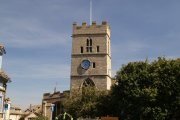 St George's Church, Stamford, Lincolnshire
