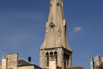 St Mary's Church, Stamford, Lincolnshire