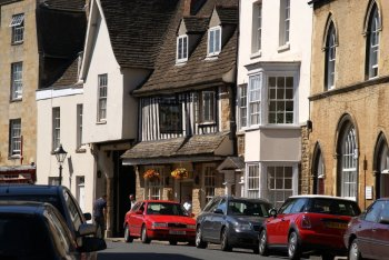 St Mary's Vaults Inn, Stamford, Lincolnshire