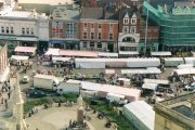 Boston Outdoor Market, Boston, Lincolnshire
