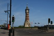The Clock Tower, Skegness, Lincolnshire