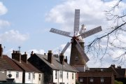 Maud Foster Windmill, Boston, Lincolnshire