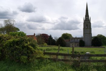 St Andrew's Church, Asgarby, Lincolnshire