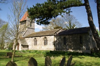St Leonard's Church, Chapel St Leonards, Lincolnshire