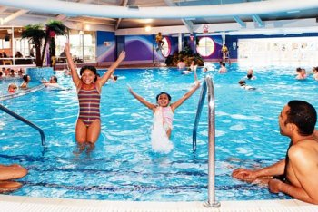 Thorpe Park Holiday Park, Cleethorpes, Lincolnshire