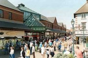 Hildreds Shopping Centre, Skegness, Lincolnshire