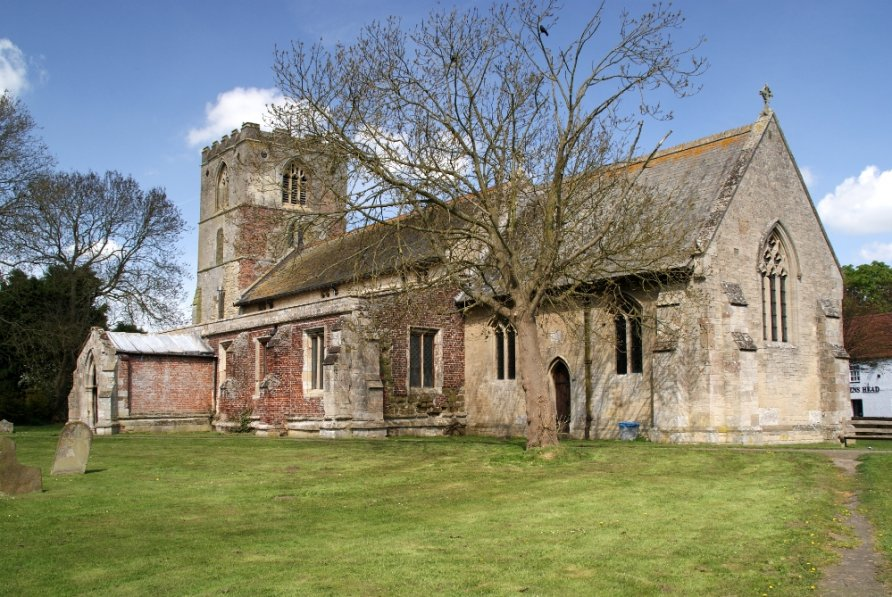 St Mary S Church Hogsthorpe Lincolnshire