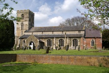 St Margaret's Church, Huttoft, Lincolnshire