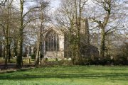 St Helen's Church, Leverton, Lincolnshire