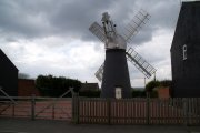 Ellis Windmill, Lincoln, Lincolnshire