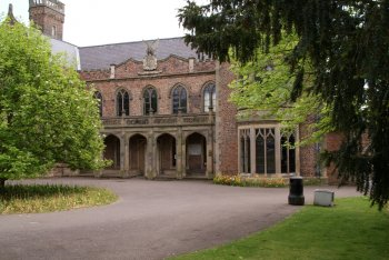Ayscoughfee Hall Museum & Gardens, Spalding, Lincolnshire