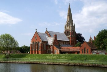 St Paul's Church, Spalding, Lincolnshire