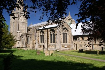 Church of St Mary and St Nicolas, Spalding, Lincolnshire
