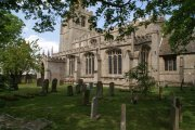 St Laurence's Church, Surfleet, Lincolnshire