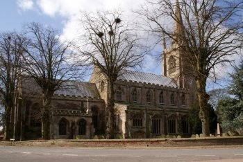Church of St Mary the Virgin, Swineshead, Lincolnshire