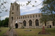 St Mary's Church, Pinchbeck, Lincolnshire