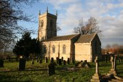St Andrew's Church, Boothby Graffoe, Lincolnshire