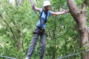 High Ropes Adventure, Market Rasen, Lincolnshire