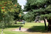 Bainland Country Park Golf Club, Woodhall Spa, Lincolnshire