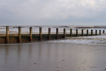 Skegness Beach, Skegness, Lincolnshire