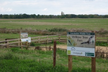 Willow Tree Fen, Deeping St Nicholas, Lincolnshire