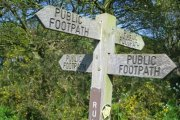 The Heighington Country Walk (3 miles), Heighington, Lincolnshire