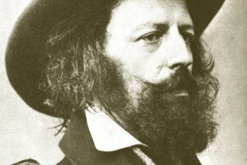 Birth Place of Lord Alfred Tennyson, Somersby, Lincolnshire