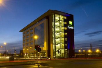 Holiday Inn Express Hotel, Lincoln, Lincolnshire