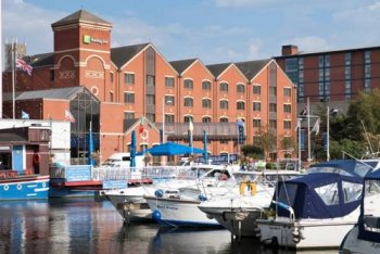 Holiday Inn Hotel, Lincoln, Lincolnshire