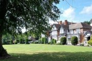 The Golf Hotel, Woodhall Spa, Lincolnshire