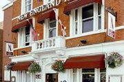 The New England Hotel, Boston, Lincolnshire