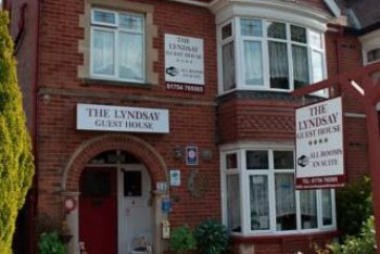 The Lyndsay Guest House, Skegness, Lincolnshire