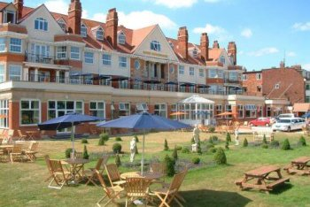The Royal Hotel, Skegness, Lincolnshire
