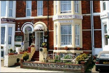 Welcome Hotel, Skegness, Lincolnshire