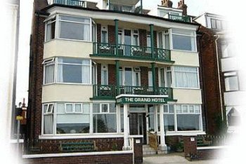 The Grand Hotel, Skegness, Lincolnshire