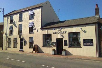 The Granary Hotel, Long Sutton, Lincolnshire