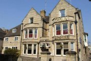 Crown Hotel, Stamford, Lincolnshire