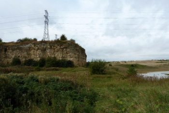 Greetwell Old Quarry, Lincoln, Lincolnshire