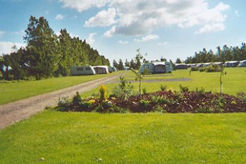 Jolly Common Caravan Park, Huttoft, Lincolnshire